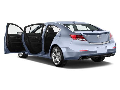 2012 acura tl 4 door sedan 2wd advance open doors