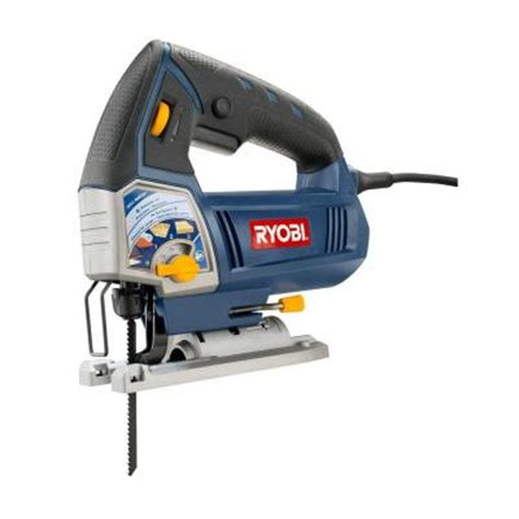 ryobi 4 8 variable speed orbital jigsaw js481l the