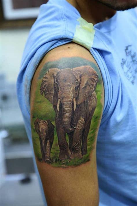 tattoo elephant ideas 40 indian elephant tattoos and ideas