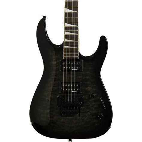 Gitar Jackson Dinky Abu 1 jackson js32q dinky electric guitar trans black at