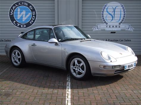 Used Porsche 911 Targa For Sale by Used 1997 Porsche 911 993 Targa For Sale In Cambridge