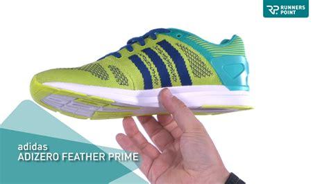 Adidas Rune Prime 1 adidas adizero feather prime herren laufschuh