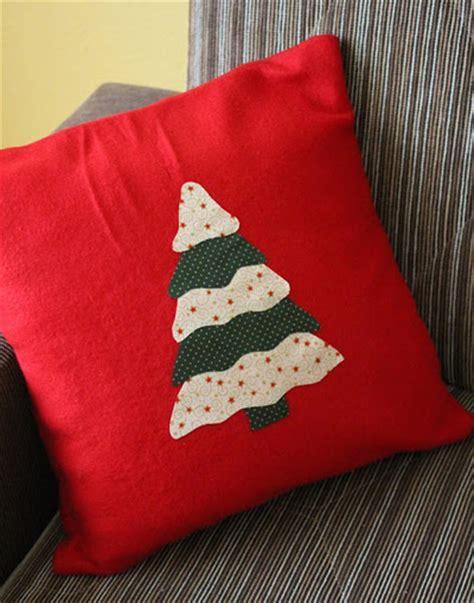 cuscini natalizi cartamodelli natalizi albero di natale balze 2