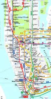 New York City On Map by Map Of Manhattan City Pictures New York City Map Nyc