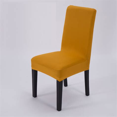 stretch elastic dining room wedding banquet chair cover slipcover decor washable ebay