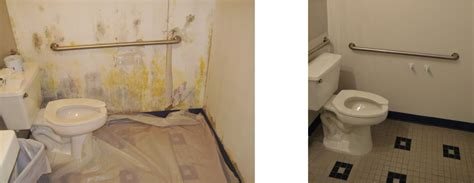 how to deal with mold in bathroom toxic black mold removal in orlando before and after