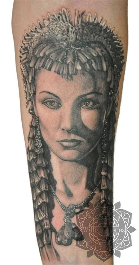 cleopatra tattoo designs paradise gathering
