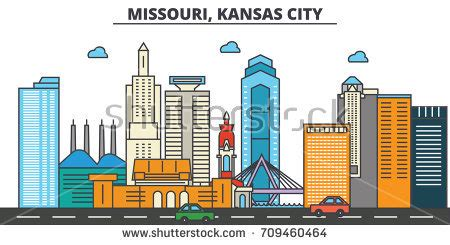 icon design kansas city kansas city skyline stock images royalty free images