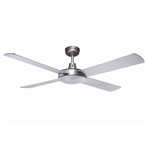 Ceiling Fan Warehouse by 2 Ceiling Fan Brushed Aluminium 52 Quot