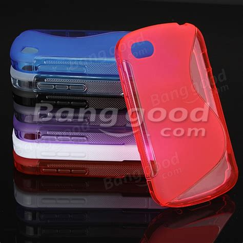 Quality Soft Jelly Bb Q10 s line wave soft tpu gel silicone protective for blackberry q10 us 2 33 sold out