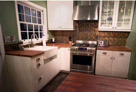 tin backsplash kitchen important kitchen interior design components part 3 to backsplash or not to backsplash