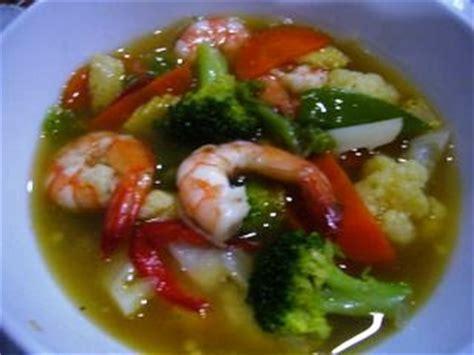 resep membuat capcay chinese food suka masakan china ini dia resep makanan chinese food