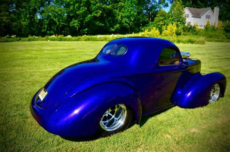 41 willys pro coupe for photos technical