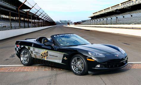 2008 Corvette Pace Car by 2008 Chevrolet Corvette 30th Anniversary Pace Car