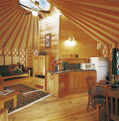 resort campground yurts pacific yurts