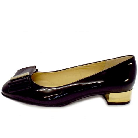 shoes with heels kaiser evita glossy black patent court shoes with