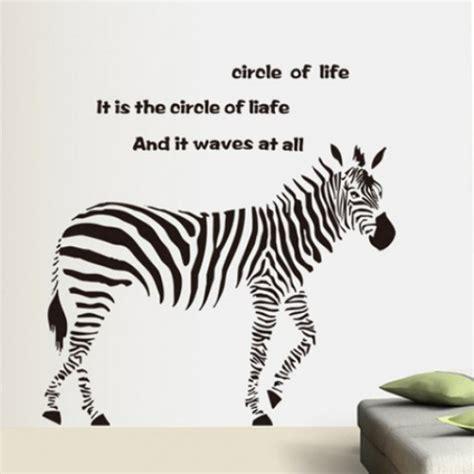 zebra pattern words zebra words vinyl wall art decals vinyl wall art by