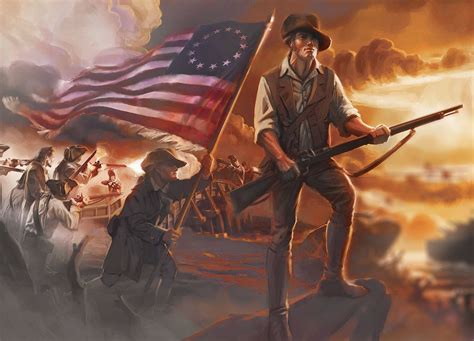 Of The Revolution american revolutionary war the vault fallout wiki
