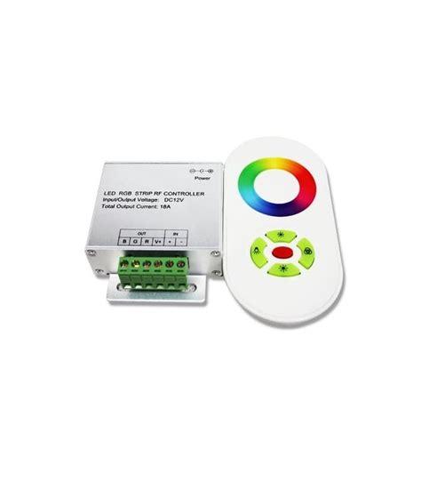 Controller Rgb Led Wereless Dc 12v Svetila Rgb Led Controller Dc 12v 24v 216w 432w Rf