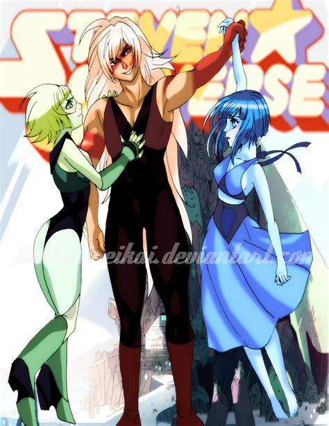 imagenes anime de steven universe steven universe anime group by santshireikai on deviantart