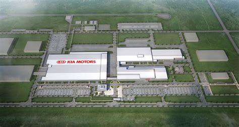 Kia Plant Kia Motors Holds Official Brand Launch Ceremony In Mexico