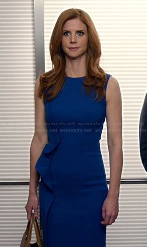 Suits Wardrobe Donna by 8f8f2cca4e58d121894057e2f748d8b7 Jpg