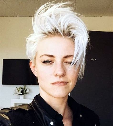 edgy rock hairstyles best 25 short punk hairstyles ideas on pinterest edgy
