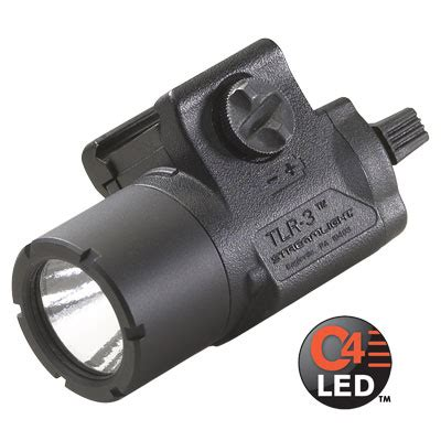 Tlr3 Light by Flashlightnews Streamlight Launches Tlr 3 174 Light For
