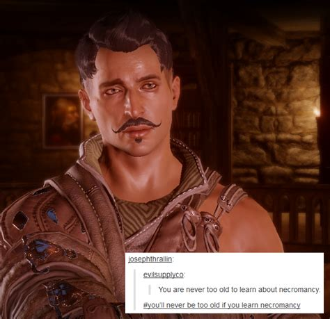 Dragon Age Memes - people who hate sera must also hate joy