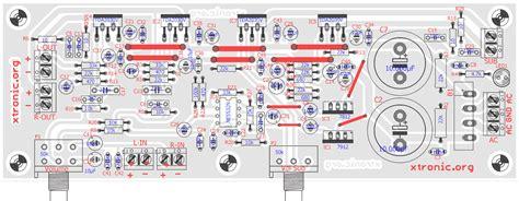 layout pcb lifier subwoofer amp circuit diagram efcaviation com