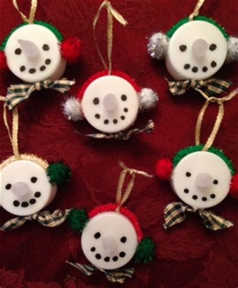 simple ornament crafts easy ornament craft
