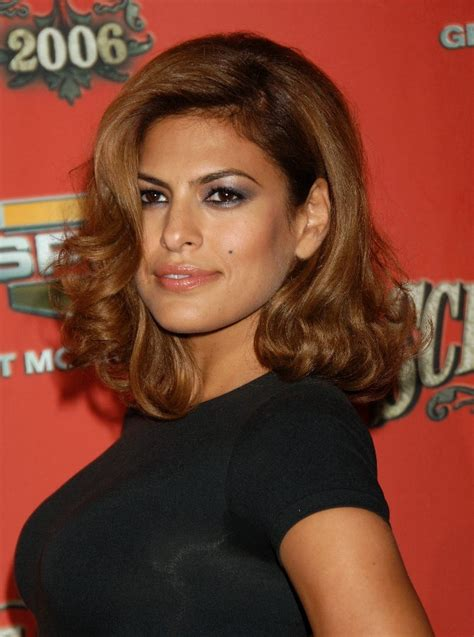 hair color eva mendes hair styles  dig pinterest