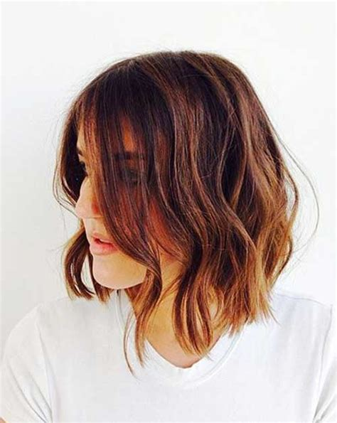 thin hair with ombre 20 short hairstyles for wavy fine hair short hairstyles