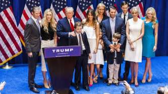 donald family photos donald trump s family 5 fast facts you need to know