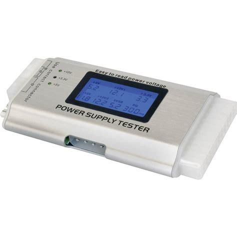 tester per alimentatore pc digitus da 70601 in vendita
