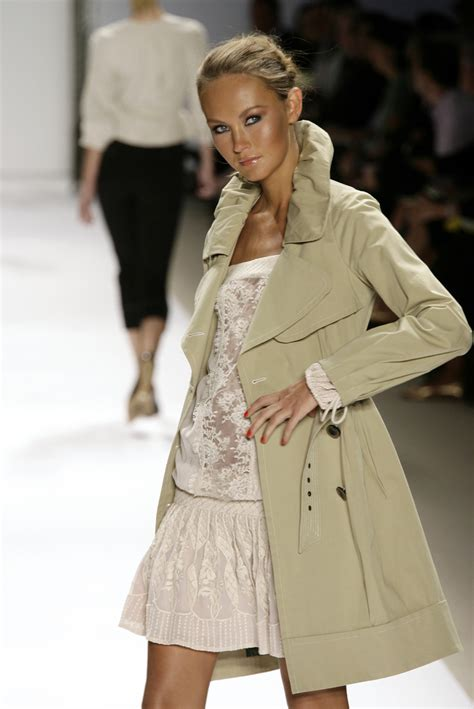 New York Fashion Week Fall 2007 Tracy Reese by Tracy Reese 2007 Runway Pictures Stylebistro