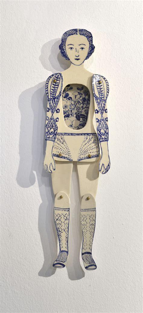 sonia pulido papierowa lalka ilustracje artysci