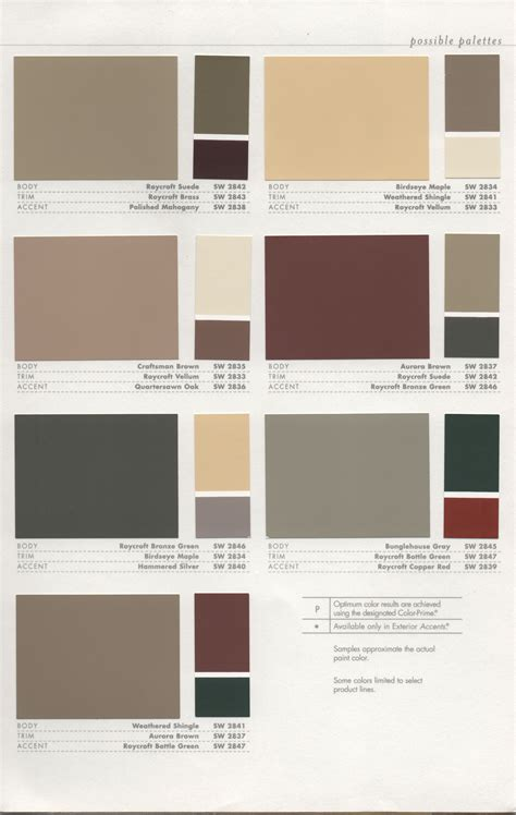 house color palette doors construct outdoor home color schemes excerpt