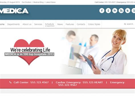 template joomla hospital warp archives responsive miracle