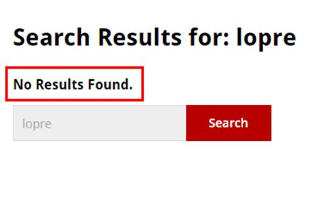 No Lookup How To Track Site Searches With No Results Using Tag Manager Dragonsearch