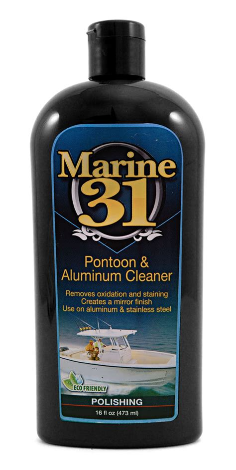 boat cleaner polish marine 31 pontoon and aluminum cleaner pontoon boat