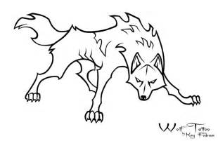 Outlines Of Wolves by Wolf Outline Cliparts Co