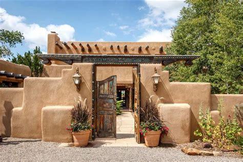 Pueblo Style House Plans by Bonitas Fachadas De Casas De Campo De Adobe En Mexico