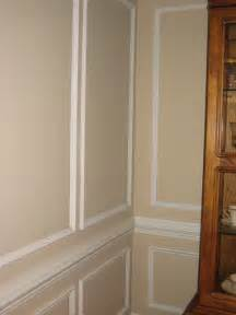 Simple Wainscoting Designs Chair Rail And Simple Wainscoting Ideas Flickr Photo