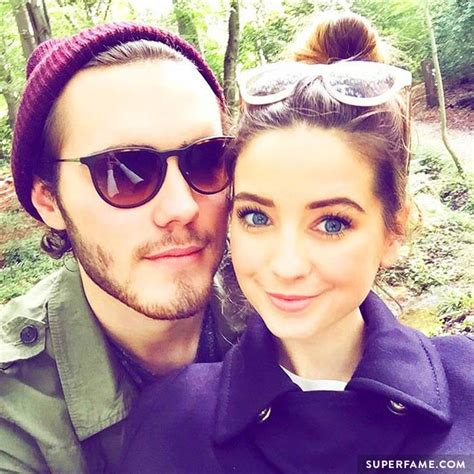 Or Zoella And Alfie Zoella Releases The Two Chapters Of On Tour For Free Superfame