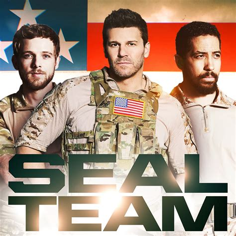 Seal Teap seal team cbs promos television promos