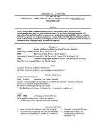 Free Ms Word Resume Templates by 85 Free Resume Templates Free Resume Template Downloads Here Easyjob