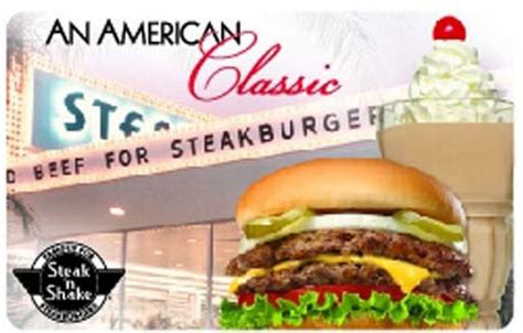 Steak And Shake Gift Card - steak n shake gift cards bulk fulfillment order online buy