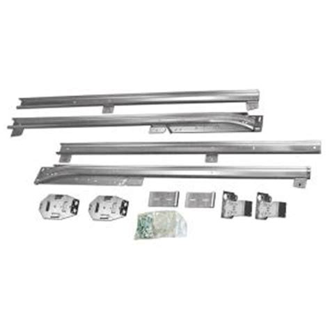 Garage Door Low Headroom Conversion Kit Clopay Garage Door Low Headroom Conversion Kit 4125477 The Home Depot
