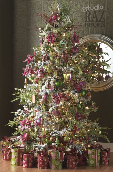 27 best images about christmas tree decoration ideas 2016